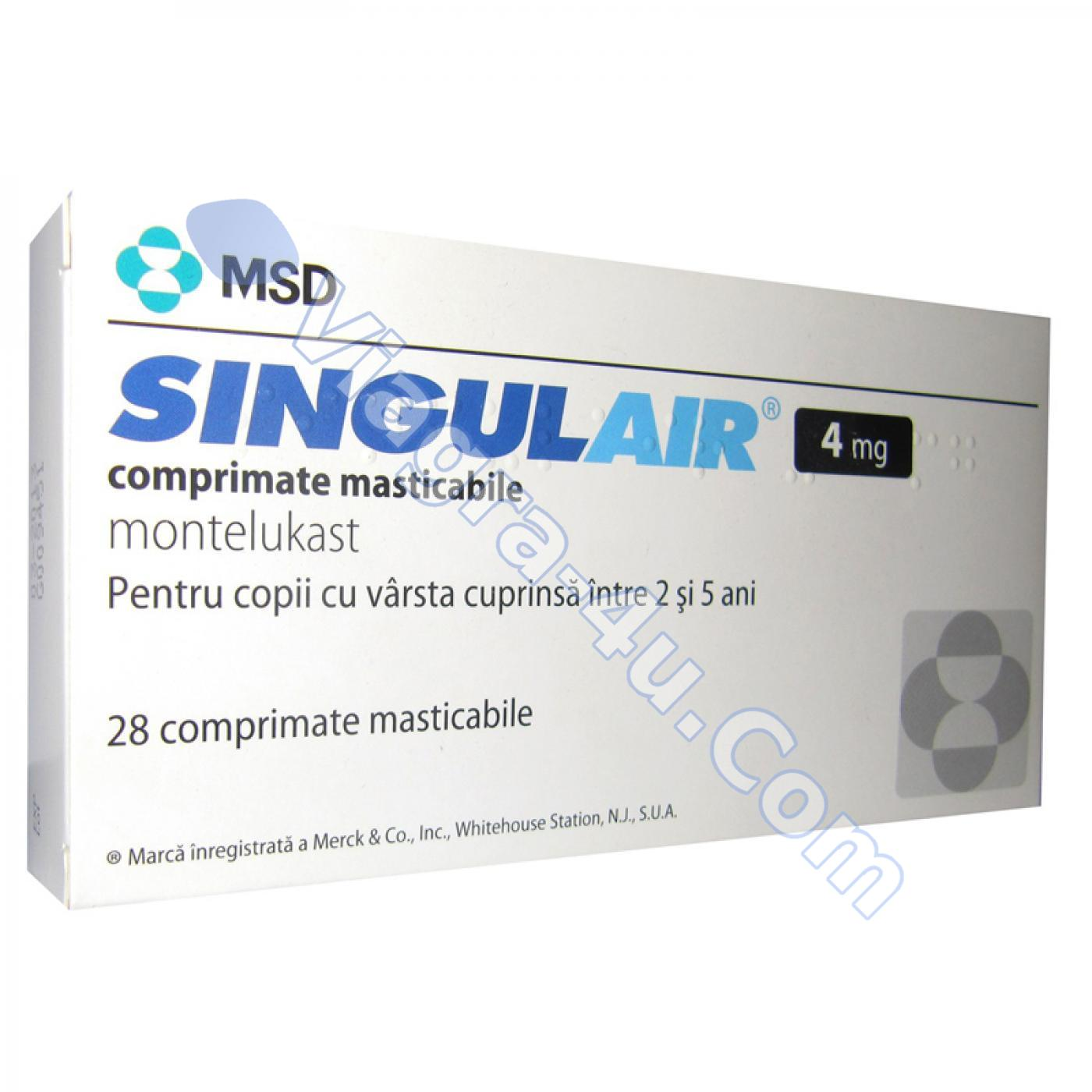 Related Keywords & Suggestions for singulair 4 mg