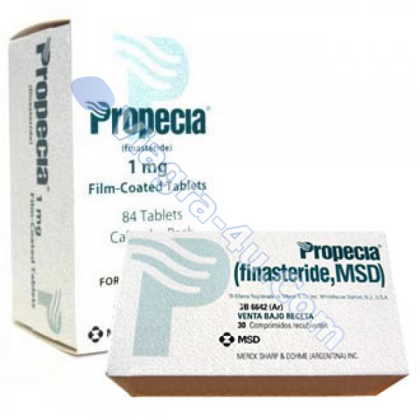 Hair loss medication propecia