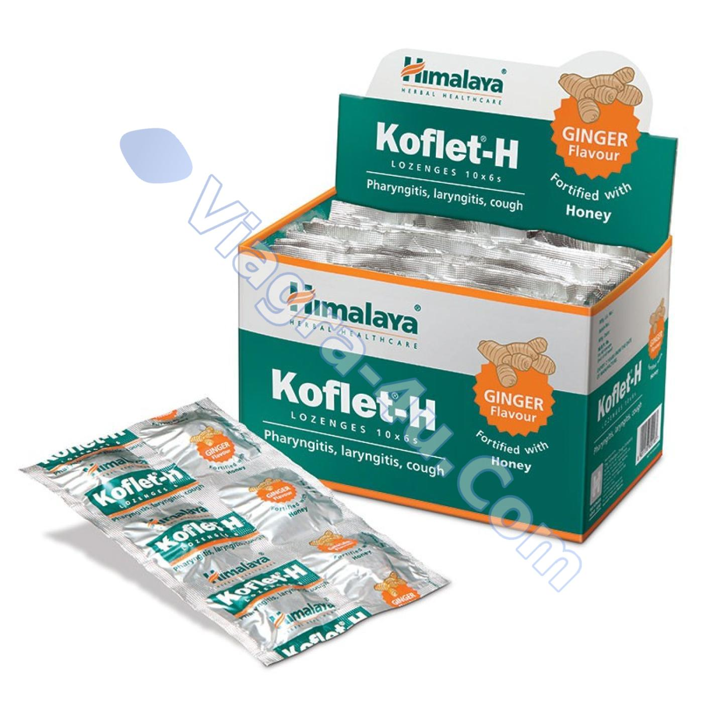 Weight Loss Pills For Women >> Buy Himalaya Koflet Lozenges without prescription