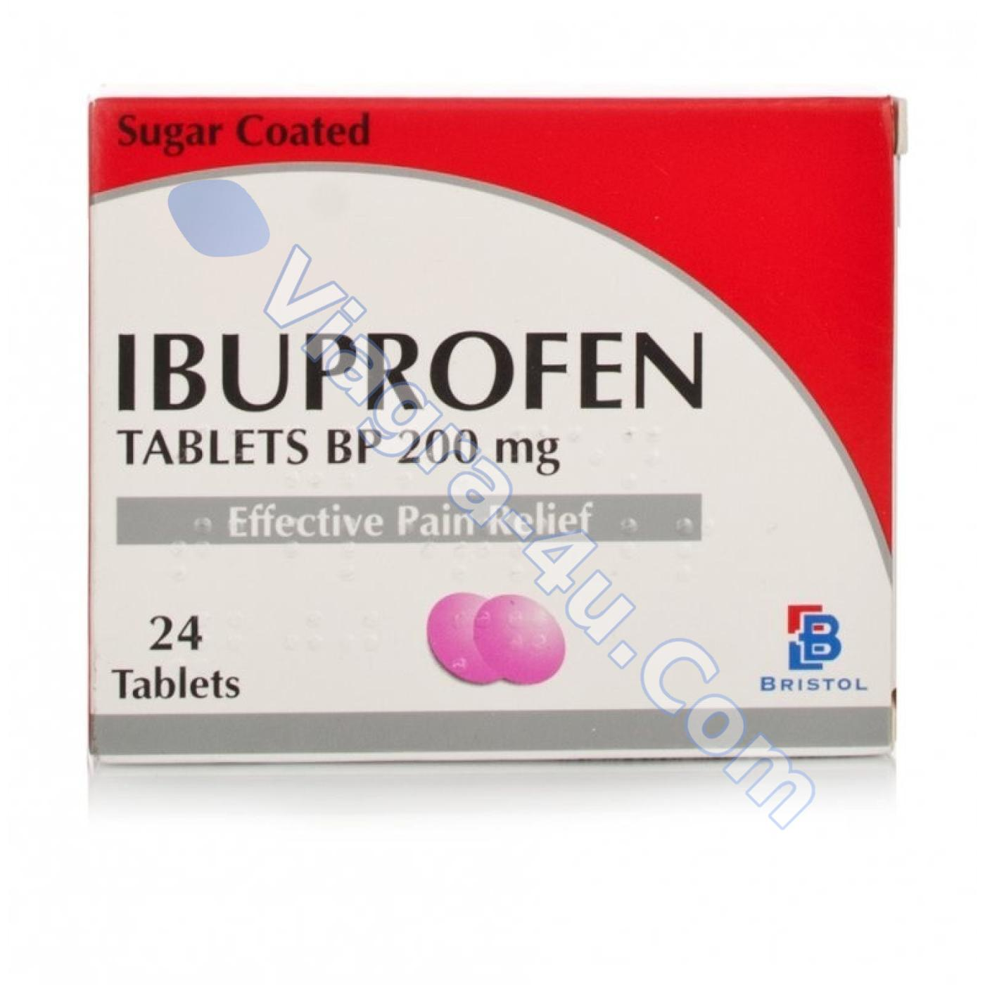 Viagra and ibuprofen