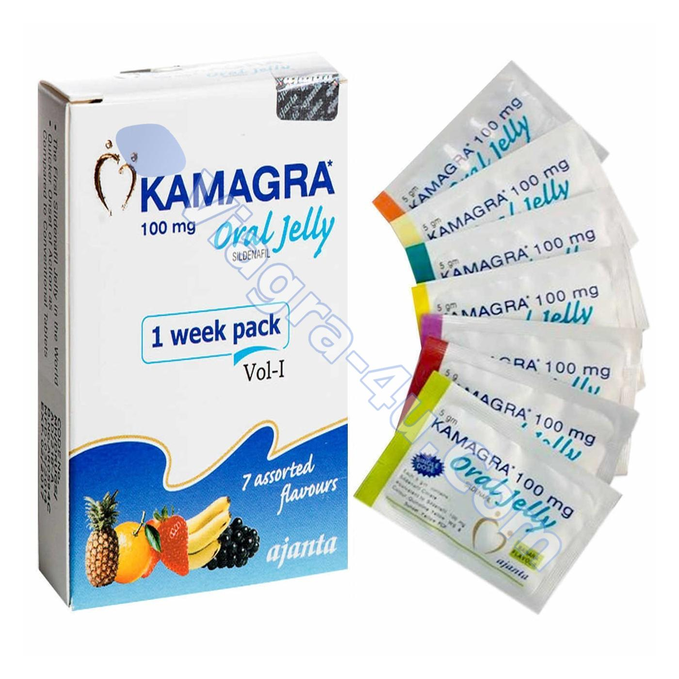 is kamagra 100mg oral jelly safe