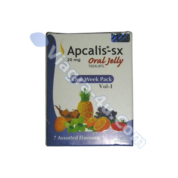 Apcalis-sx Oral Jelly 20 mg
