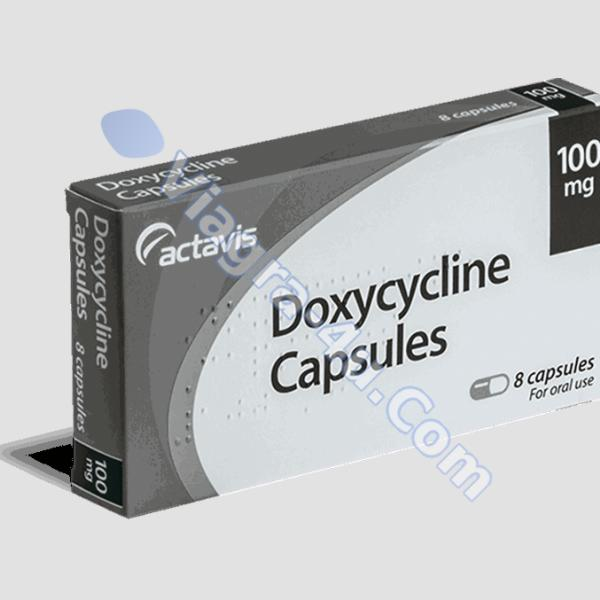 Доксициклин 100 мг  (Doxycycline)