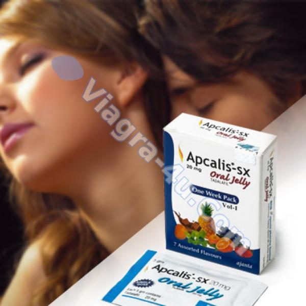 Apcalis Jelly (Generic Cialis) 20mg