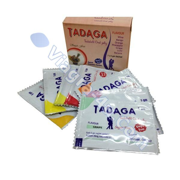 Tadaga Jelly 5mg