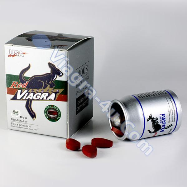 Viagra Red Generika 100mg
