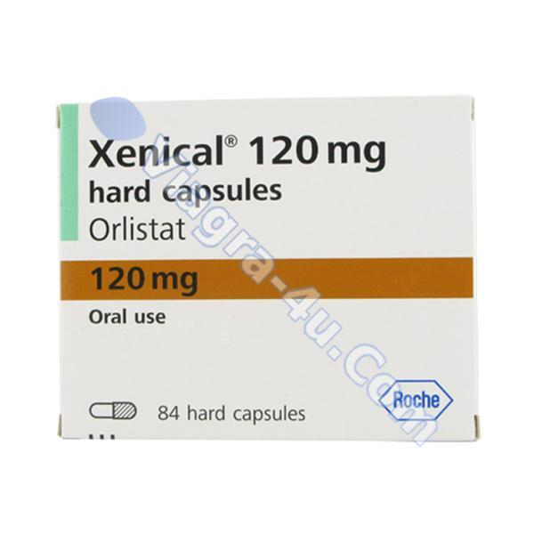 Xenical Generika (Orlistat) 120mg