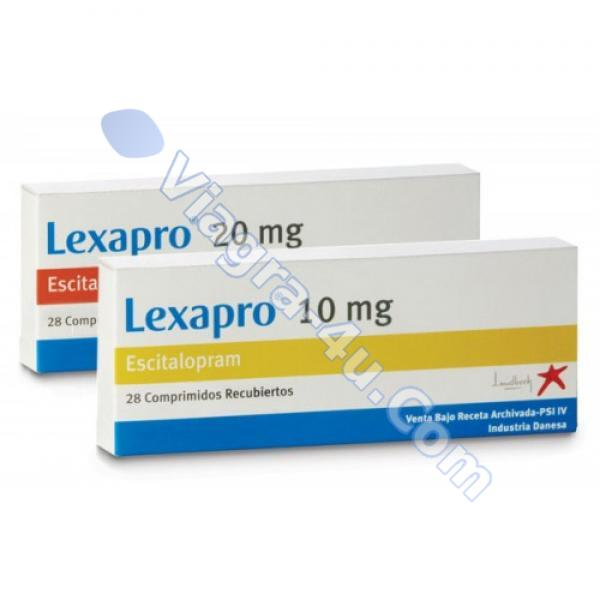 Buy Generic Lexapro (Escitalopram) 20mg without prescription
