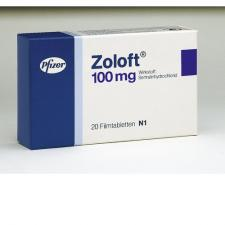 Zoloft (Sertralin) 100mg