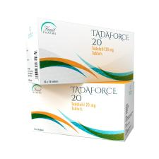Generic Cialis (Tadalafil) Tadaforce 20mg