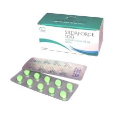 Sildaforce (Sildenafil) 100mg