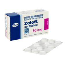 Zoloft (Sertralin) 50mg