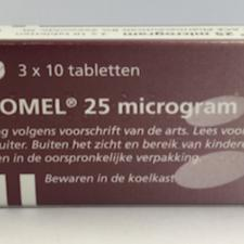 Cytomel 25mcg