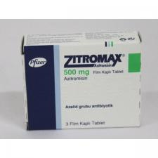 Generic Zithromax 500mg